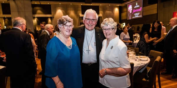 180319 Bishop Peter Farewell Dinner at Campbelltown Catholic Club 1