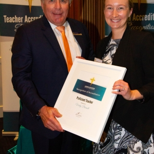 1809 TEACHER ACCREDITATION RECOGNITION AWARDS2626