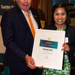 1809 TEACHER ACCREDITATION RECOGNITION AWARDS2634