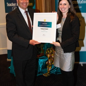 1809 TEACHER ACCREDITATION RECOGNITION AWARDS2642