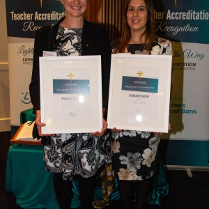 1809 TEACHER ACCREDITATION RECOGNITION AWARDS2703