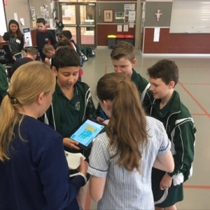CEDoW's mBot coding competition challenges primary and secondary