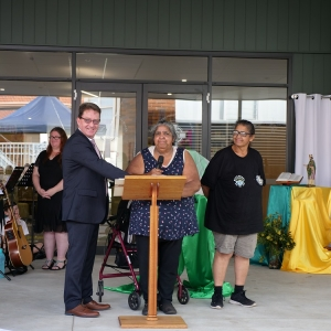 181031 PORT KEMBLA BLESSING NEW CLASSROOMS 18