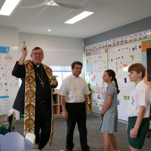 181031 PORT KEMBLA BLESSING NEW CLASSROOMS 22