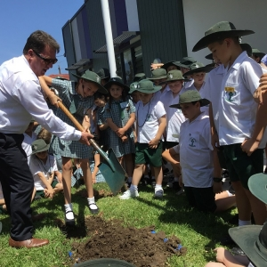 181031 PORT KEMBLA BLESSING NEW CLASSROOMS 35