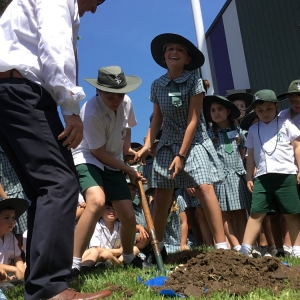 181031 PORT KEMBLA BLESSING NEW CLASSROOMS 36