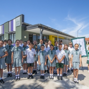 181031 PORT KEMBLA BLESSING NEW CLASSROOMS 10