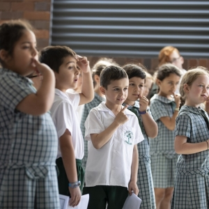 181031 PORT KEMBLA BLESSING NEW CLASSROOMS 14