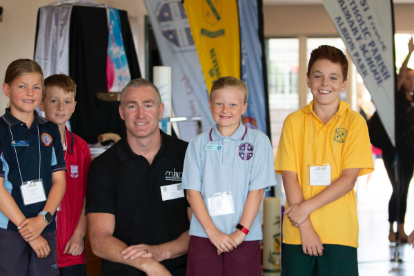 Year 6 students thrive at dedicated SICS Leaders Day