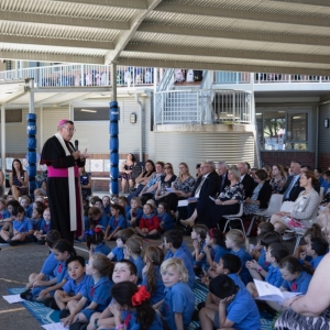 191107 UNANDERRA NEW BUILDING BLESSING 11