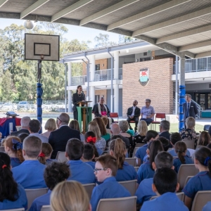 191107 UNANDERRA NEW BUILDING BLESSING 16