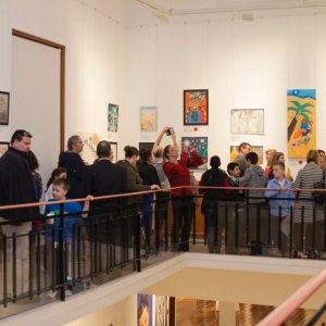 CHRISTMAS ART EXHIBITION OPENNING 47