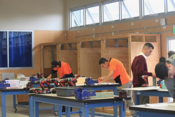 Students apply their trade in WorldSkills Australia VETiS Regional Competitions