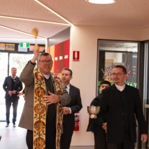180601 EAGLE VALE NEW LEARNING SPACE BLESSING 79