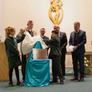180601 EAGLE VALE NEW LEARNING SPACE BLESSING 86