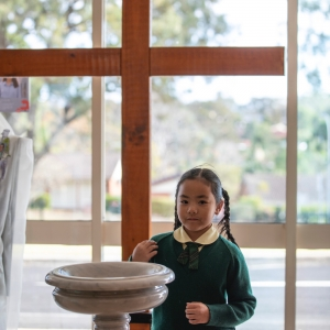 180601 EAGLE VALE NEW LEARNING SPACE BLESSING 53
