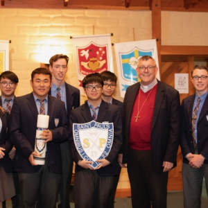 180529 NOWRA YR 12 GATHERING WITH THE BISHOP 33