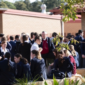 180529 NOWRA YR 12 GATHERING WITH THE BISHOP 39