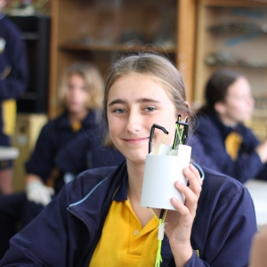 Yr 9 STEM Day St Johns Nowra 26