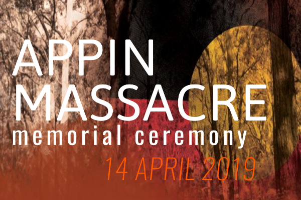 You're invited: Appin Massacre Memorial 2019
