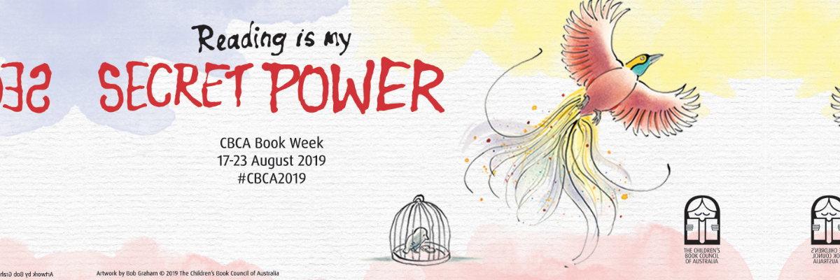Reading Is My Secret Power: 10 ways our schools are celebrating Book Week