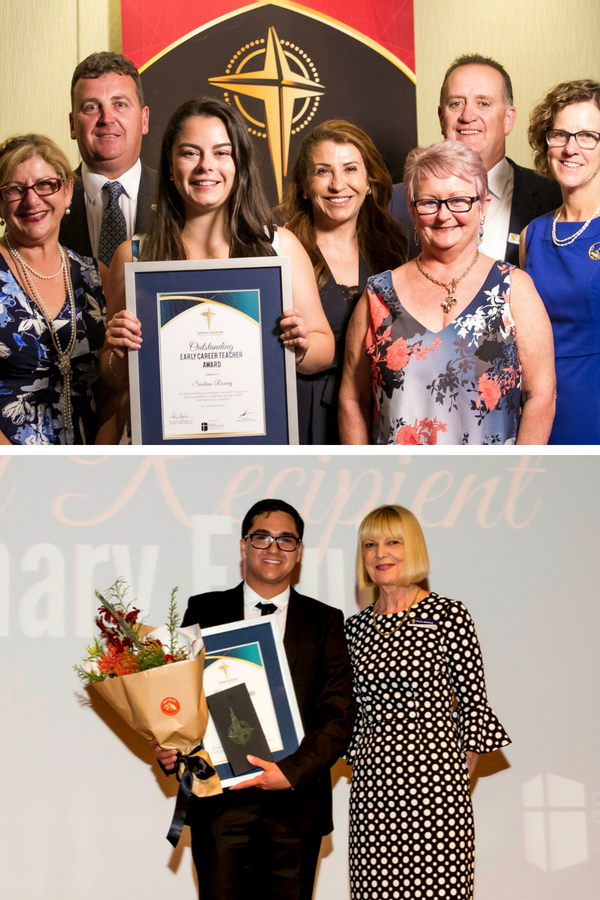 Outstanding Early Career Teachers impress at Lighting the Way Awards Evening