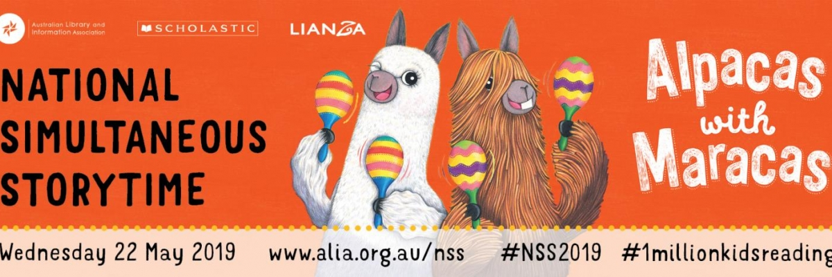 CEDoW schools shake maracas with alpacas for National Simultaneous Storytime