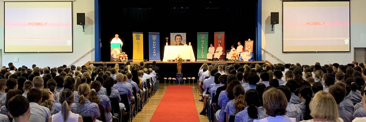 A saintly visit: Mount Carmel Varroville welcomes relics of St Thérèse of Lisieux and parents
