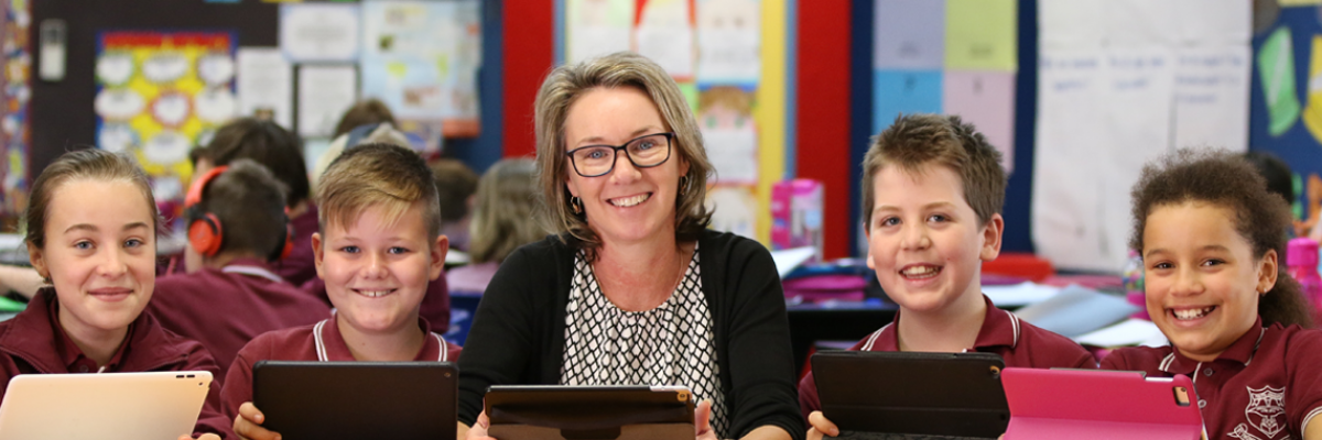 iPads in Schools — Innovate. Educate. Inspire.