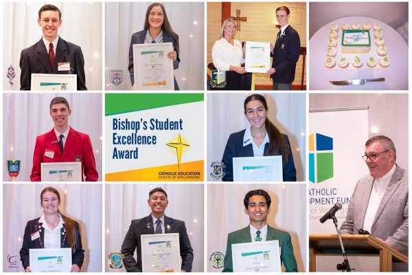 main photo for bishop student awards