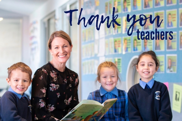 World Teachers Day - thank you