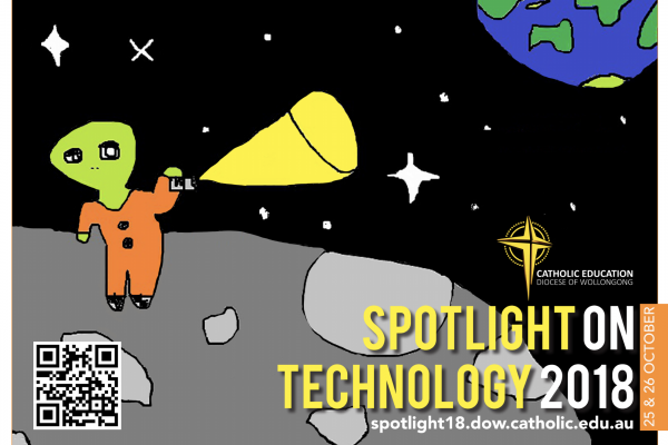 DOW Spotlight on Technology 2018 poster