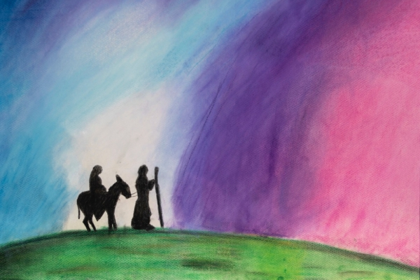 Christmas Story Art Resources