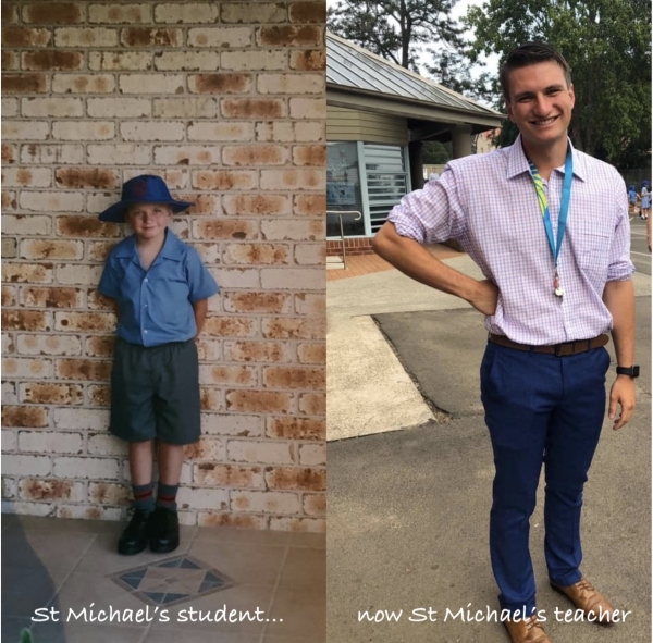 200227 ST MICHAELS NOWRA DYLAN ANDERSON THEN AND NOW2