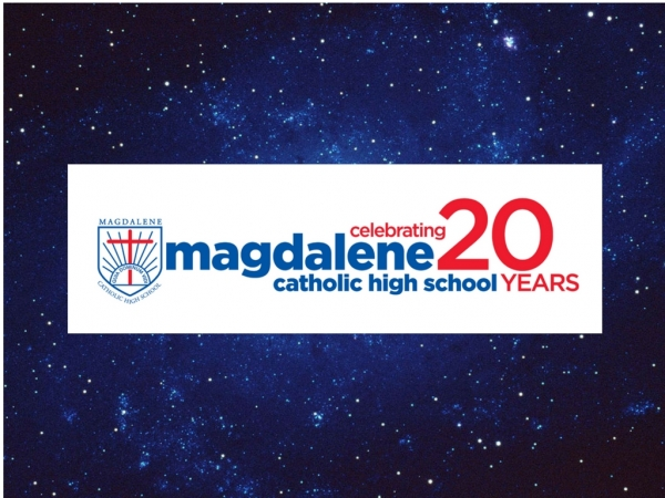 Magdalene Catholic High School invites you to celebrate 20 years with them
