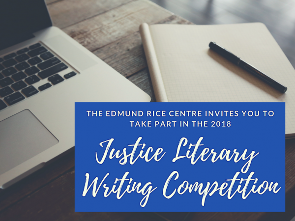STUDENT COMPETITION: Justice Literary Writing Competition