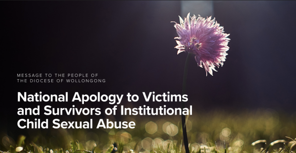 Response to the National Apology to the Victims and Survivors of Institutional Child Sexual Abuse