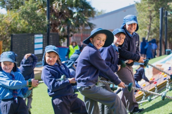 St Joseph's Bulli New Facilities Showcased