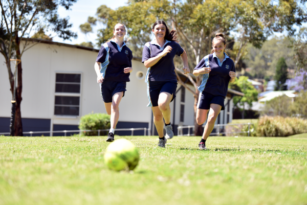St Joseph's Albion Park aspiring athletes offered best opportunity for success