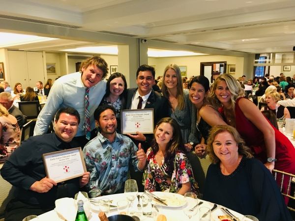 CEDoW staff recognised at Teachers' Guild of NSW Awards
