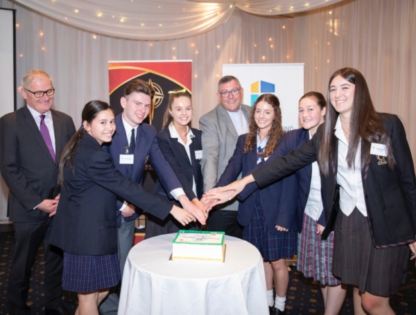 'Exemplifying the best of Catholic education': Bishop's Student Excellence Awards 2019