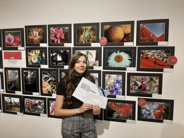 John Therry Rosemeadow wins Macarthur Nature Photography Competition