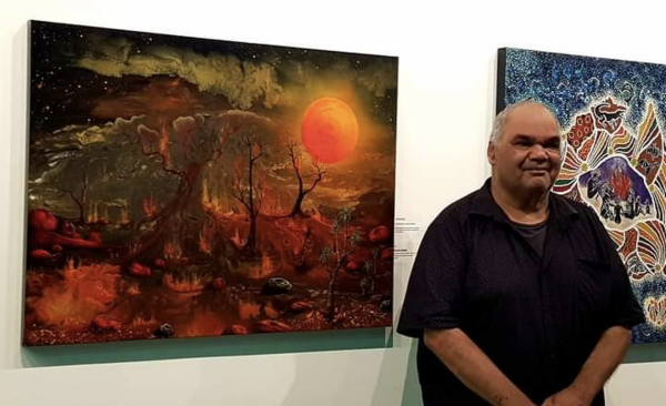 CEDoW's Uncle Kevin wins major Mil-Pra AECG art prize