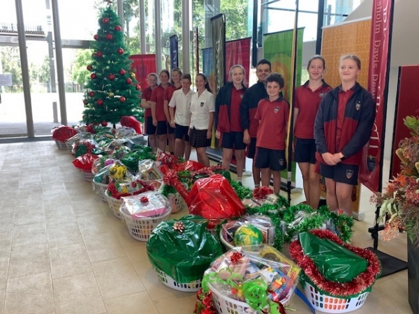 Corpus Christi Spreads Christmas Spirit to Vulnerable Families