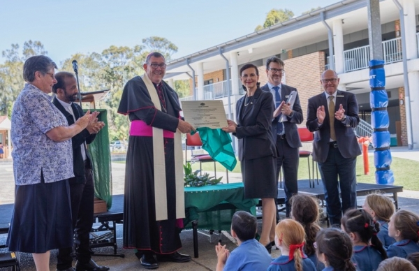 Million-Dollar Makeover for St Pius X Unanderra
