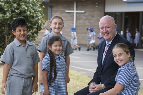 St Thomas More Primary welcomes new principal