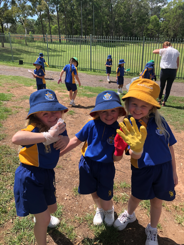 CEDoW Schools Cleaning Up Australia!
