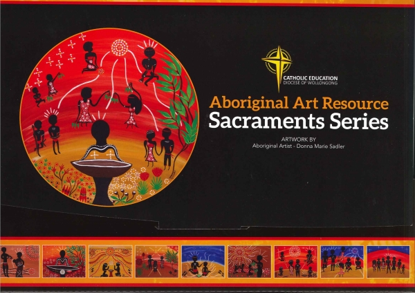 Aboriginal Art Resource – Sacraments Series