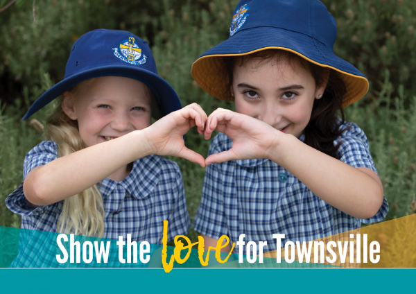 Show the love for Townsville