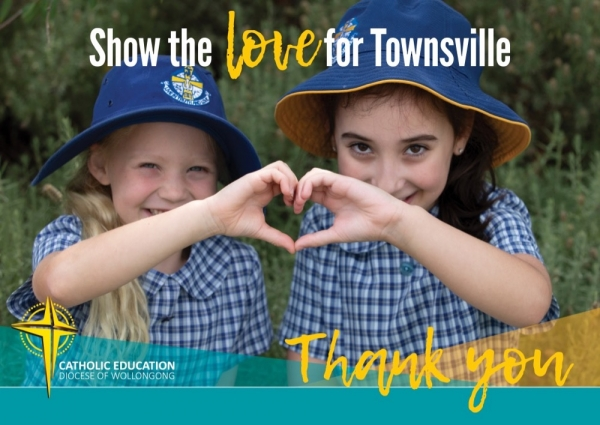 Thank you - Show the Love for Townsville